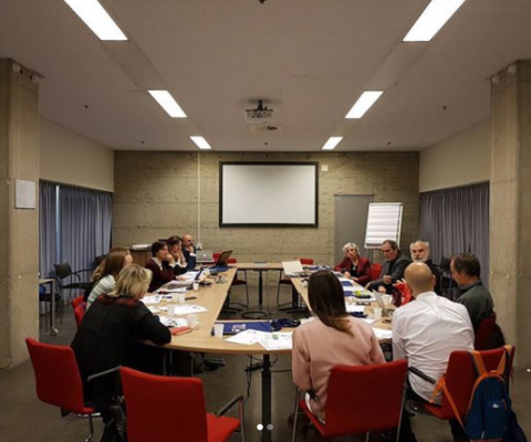 The 3rd transnational meeting